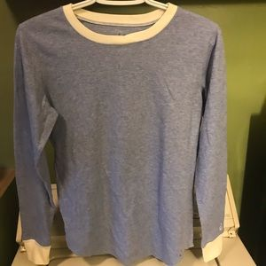 Women's thermal shirt